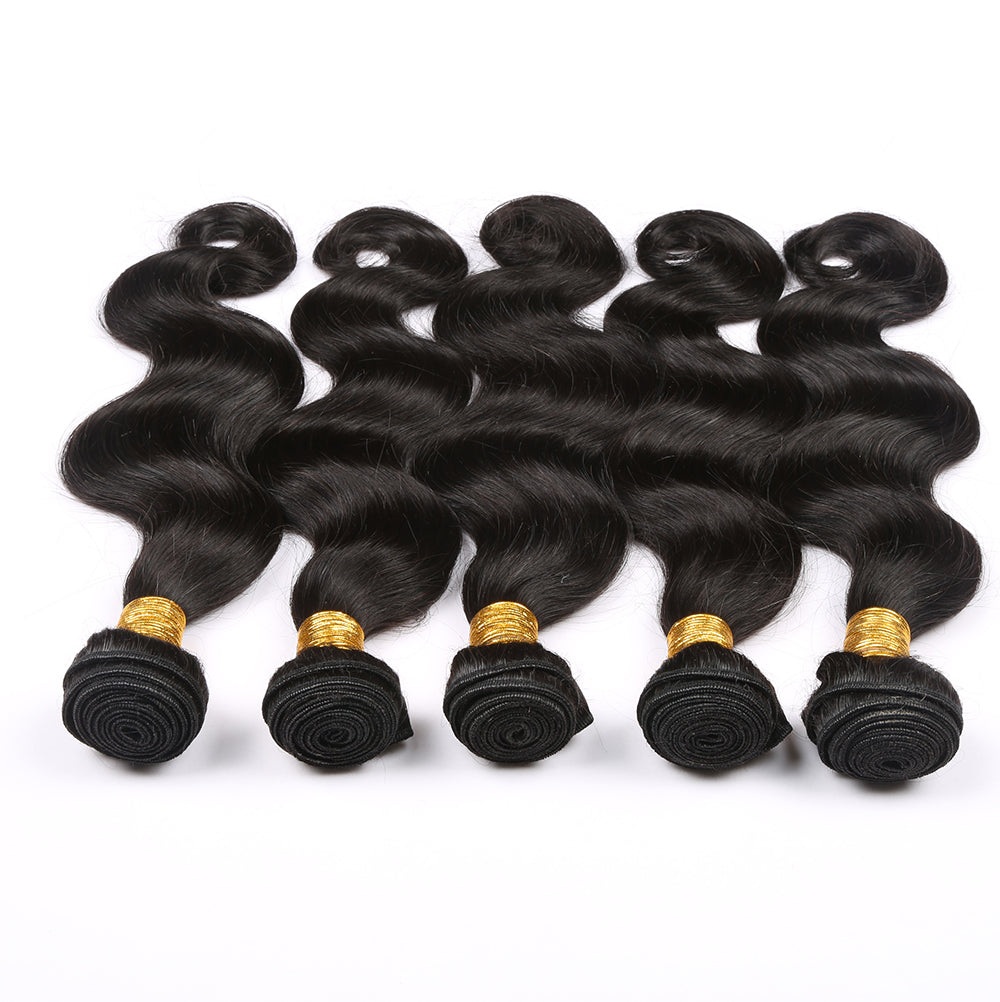 WIGMFG Wholesale 10A Body Hair Wave Wefts