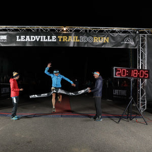 Superb finished by two new Leadville 100 champions!