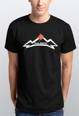 Team Trail Hunter Tee - Black Edition