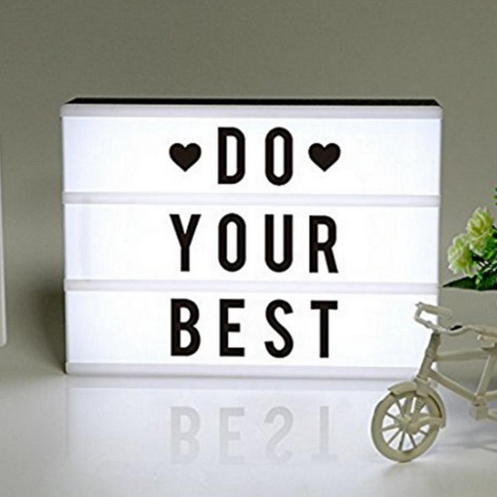 Letter Light Boxes.Light Box With Letters