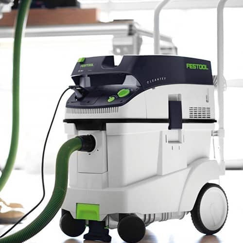 Festool dust extractor, available at JC Licht in Chicago, IL.