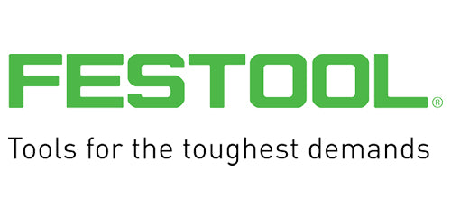Festool logo. Shop Festool products at JC Licht in Chicago, IL.