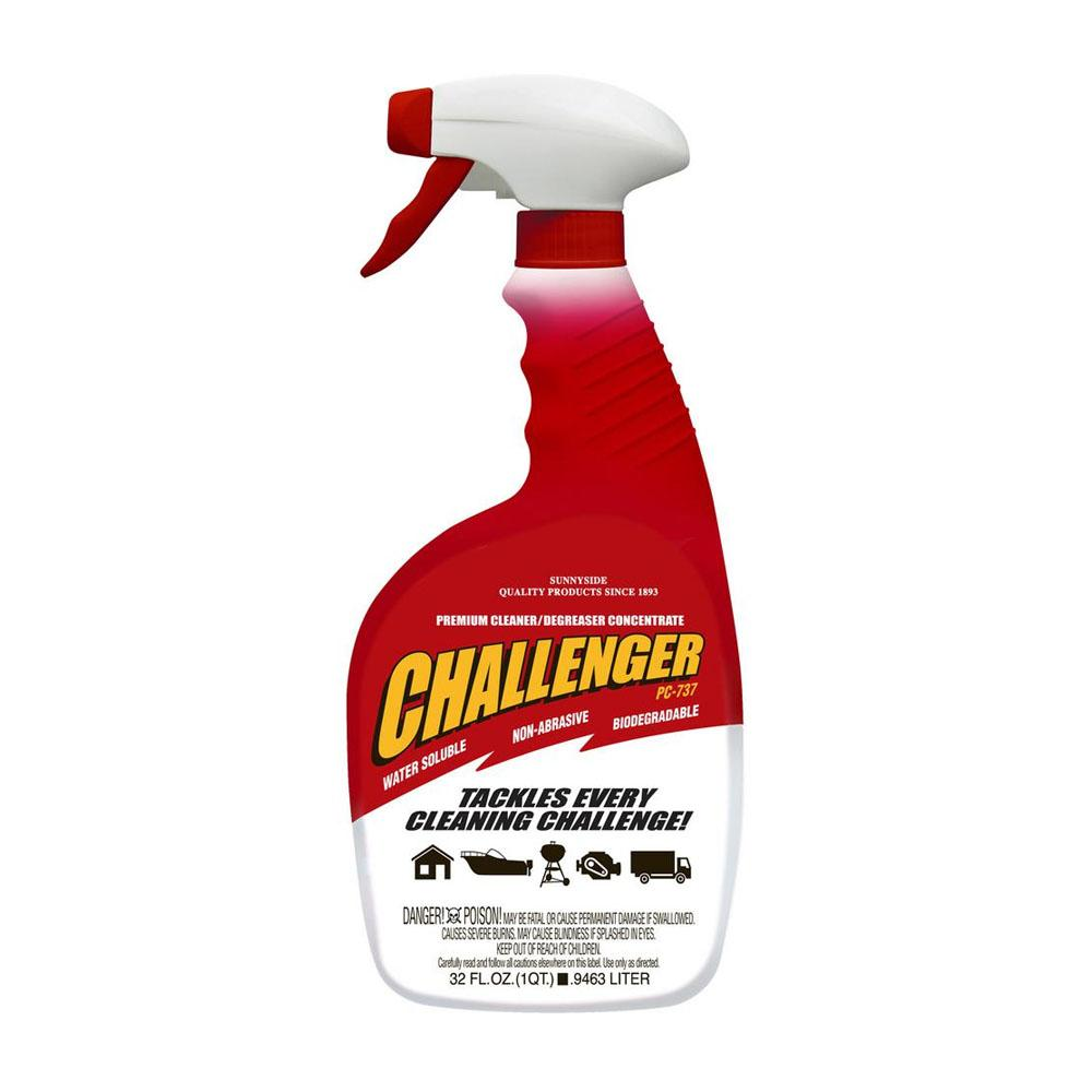 Challenger Cleaning Spray, available at JC Licht in Chicago, IL.