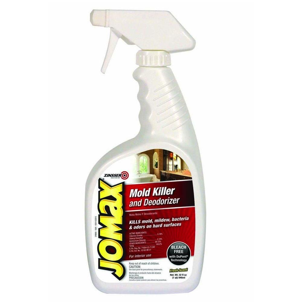 ZINSSER JOMAX MOLD KILLER SPRAY available at JC Licht in Chicago, IL.