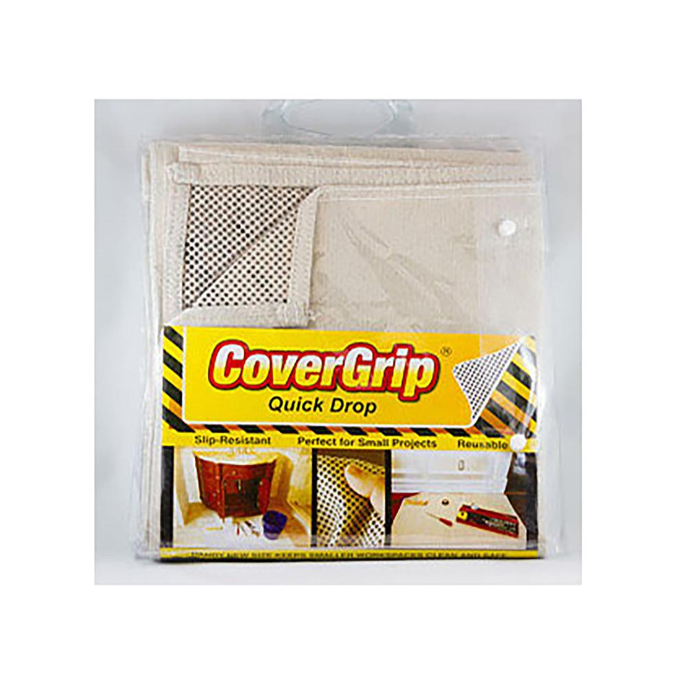 Cover Grip Drops safety quick drop sheets JC Licht