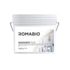 ROMABIO Masonry Flat Paint available at JC Licht in Chicago, IL.