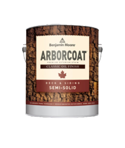 Arborcoat Semi-Solid Classic Oil Finish