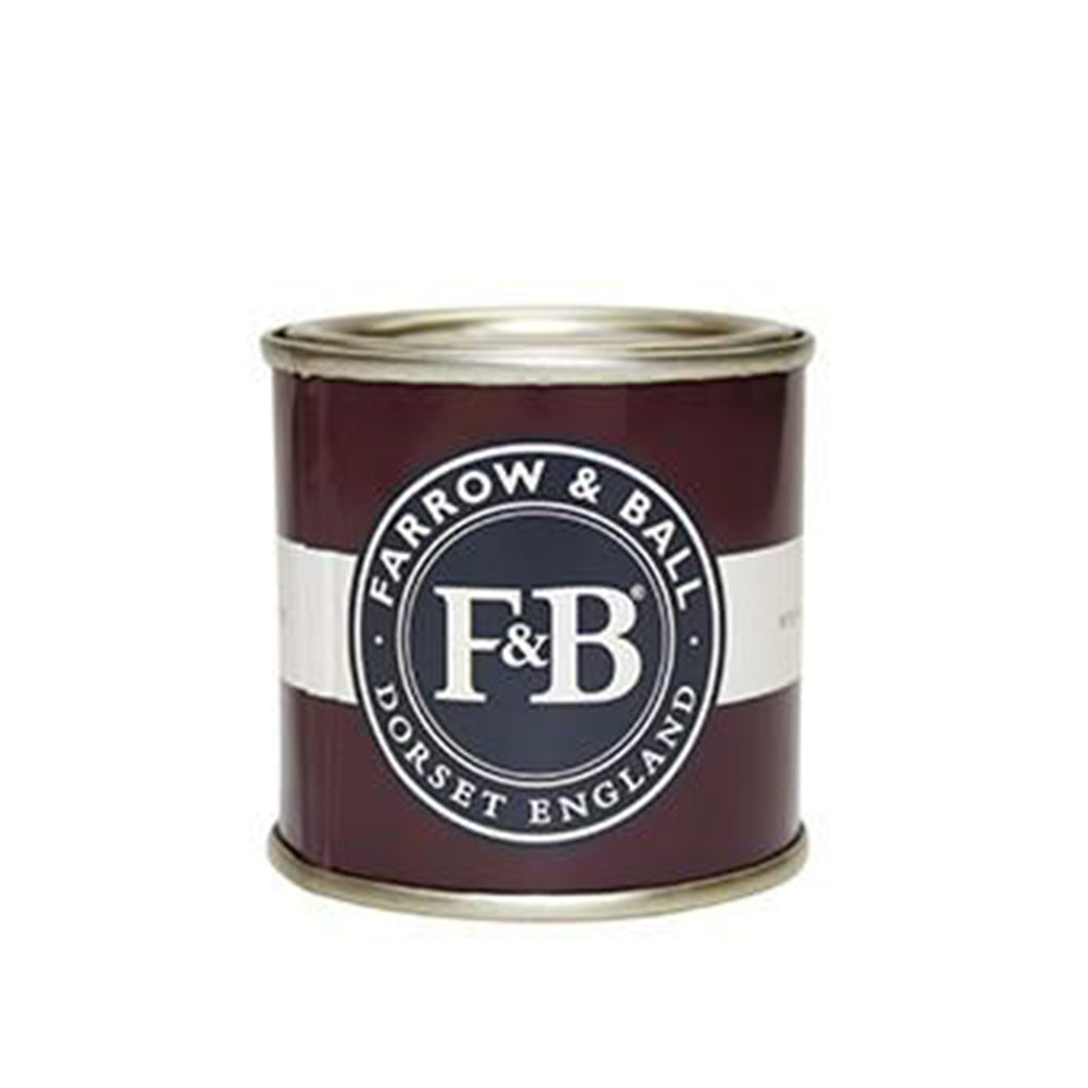 Farrow & Ball sample pot of paint, available at JC Licht in Chicago, IL.