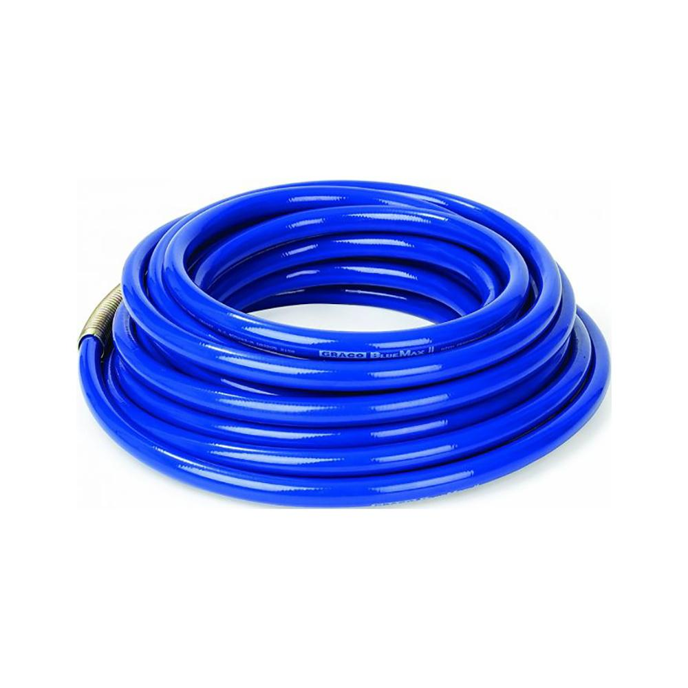 "Shop the GRACO 1/4"" X 25' BLUEMAX II HOSE at JC Licht in Chicago, IL. All your Graco spray equipment needs in Chicagoland."