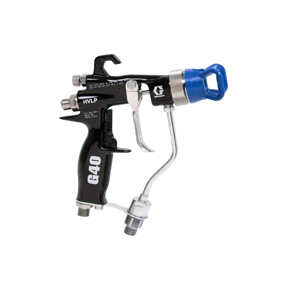 Shop the GRACO G40 AIR ASSISTED SPRAY GUN WITH TIP at JC Licht in Chicago, IL. All your Graco spray equipment needs in Chicagoland.