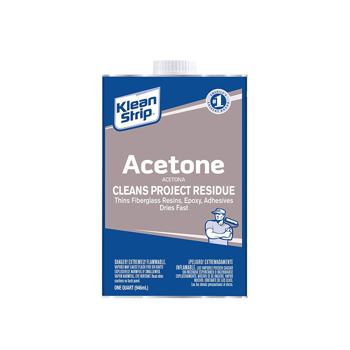 Acetone, available at JC Licht in Chicago, IL.