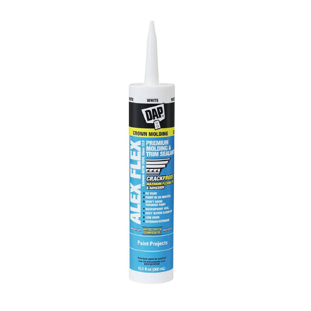 ALEX FLEX Caulking, available at JC Licht in Chicago, IL.