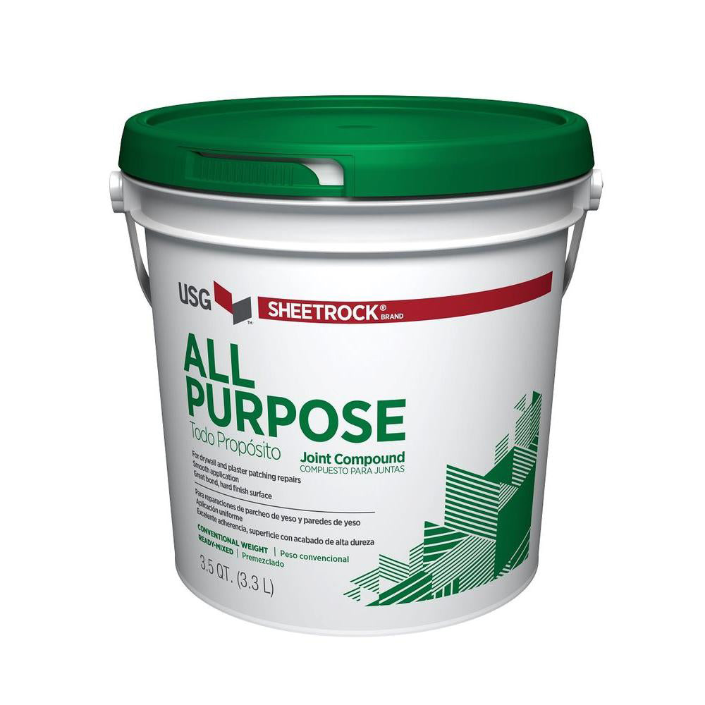 All purpose joint compound, available at JC Licht in Chicago, IL.