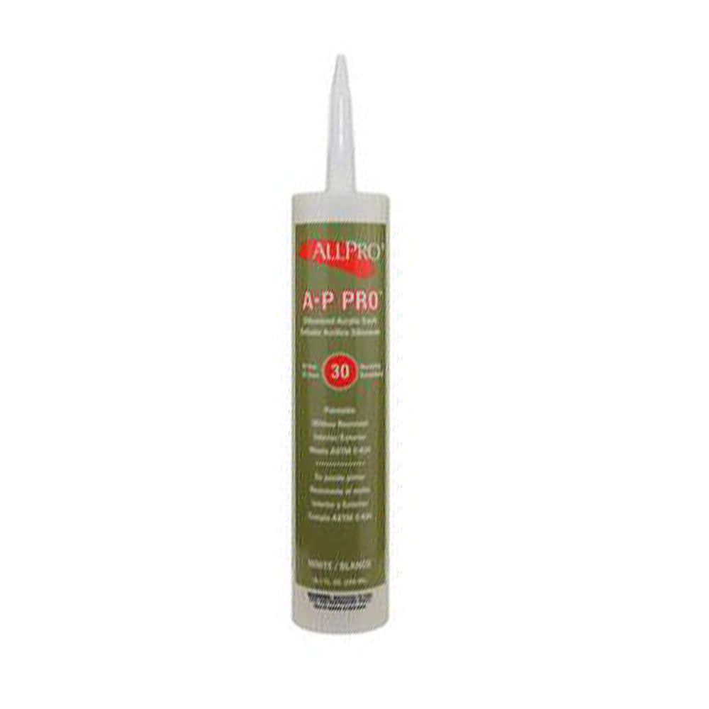 ALLPRO AP Pro caulk, available at JC Licht in Chicago, IL.