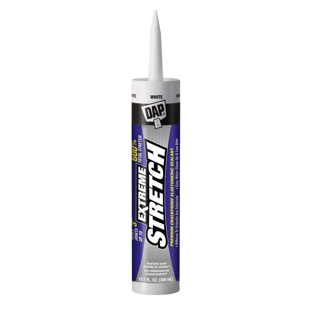 Extreme Stretch White Caulking, available at JC Licht in Chicago, IL.