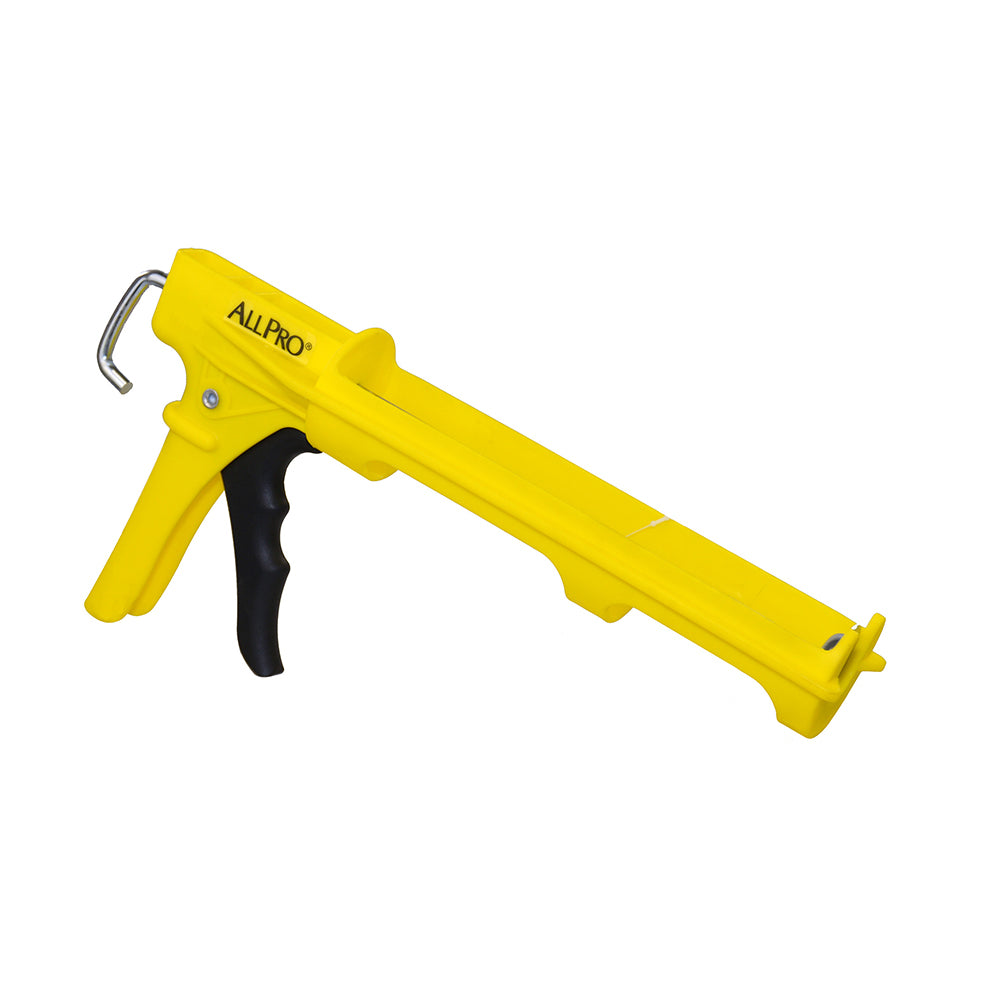 ALLPRO Gold Pro 1000 Ergonomic Caulk Gun, available at JC Licht in Chicago, IL.