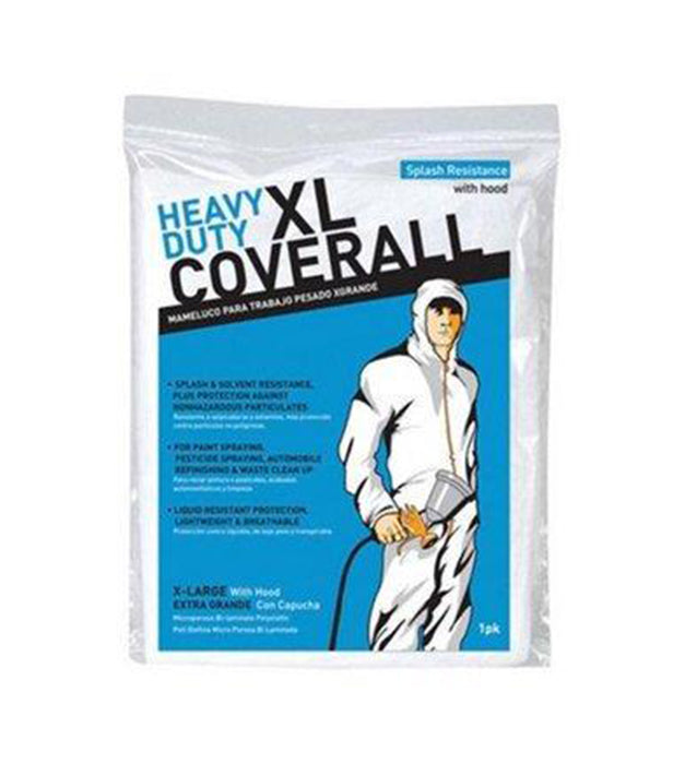 Heavy duty coveralls, available at JC Licht in Chicago, IL.