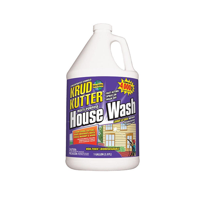 Krud Kutter 128 OZ HOUSE WASH, available at JC Licht in Chicago, IL.