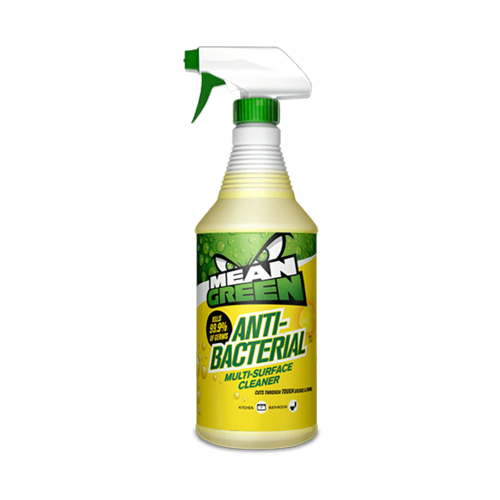 Mean Green Anti-Bacterial Spray (32oz), available at JC Licht in Chicago, IL.