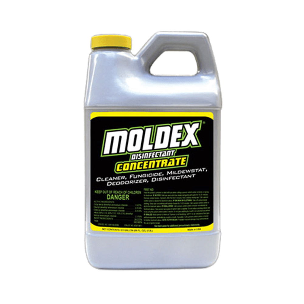 Moldex Disinfectant Concentrate (64 oz), available at JC Licht in Chicago, IL.