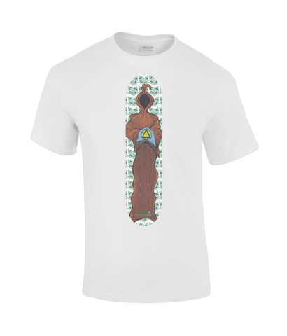 They Monk Board graphic T Shirt