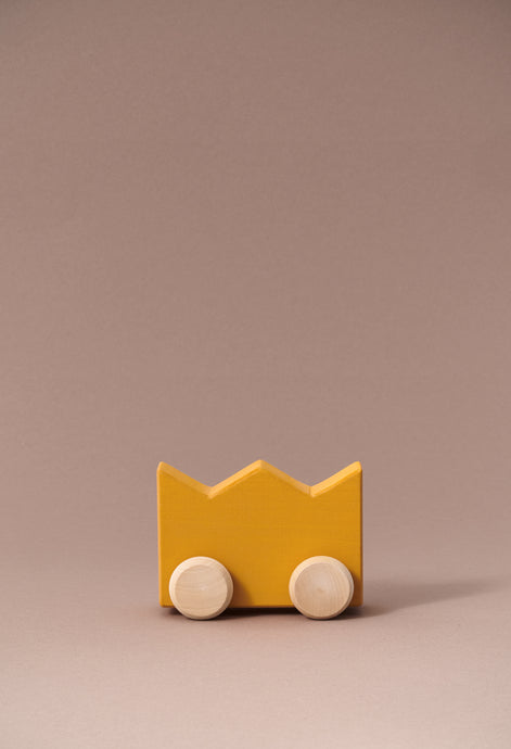 Preorder: Toy Car in Crown