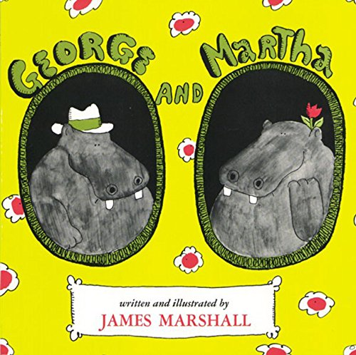 George + Martha: Five Stories About Two Great Friends - Your Little Dove