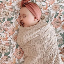 Load image into Gallery viewer, Bundl Organic Cotton Blanket - Your Little Dove