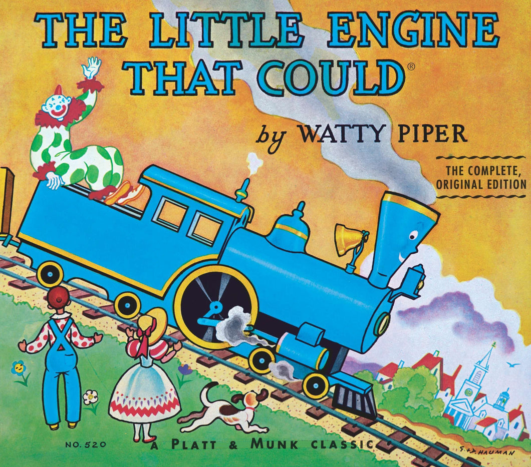 The Little Engine That Could - Your Little Dove