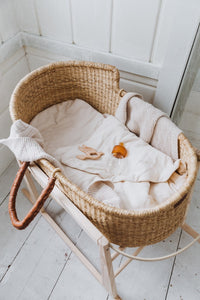 Bundl Organic Cotton Blanket - Your Little Dove