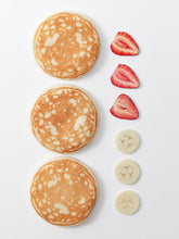 Load image into Gallery viewer, Handmade Fluffy Pancakes Play Food Set - Your Little Dove