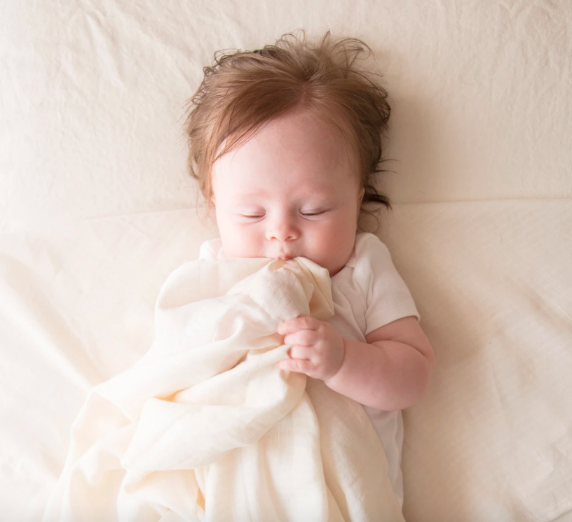 Organic Cotton Crib Sheet - Your Little Dove