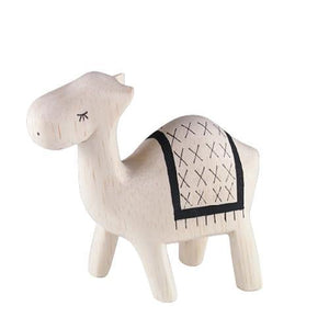 PolePole Miniature Wooden Animals