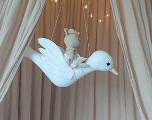 Heirloom Dove Mobile - Your Little Dove Exclusive - Your Little Dove