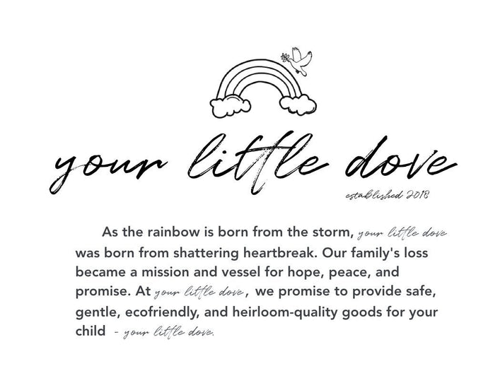 Your Little Dove Curated Baby Boxes - A Thoughtful yet Effortless Gift
