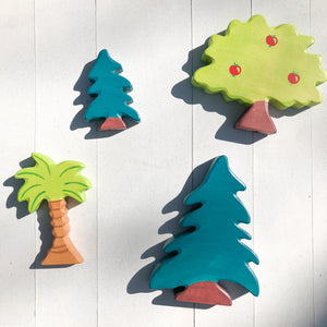 Holztiger Wooden Trees - Your Little Dove