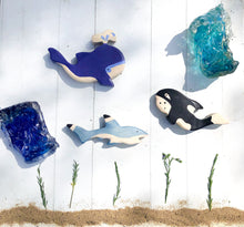 Load image into Gallery viewer, Holztiger Wooden Ocean Animals - Your Little Dove