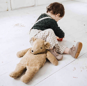 Organic Large Cuddly Bear - Your Little Dove