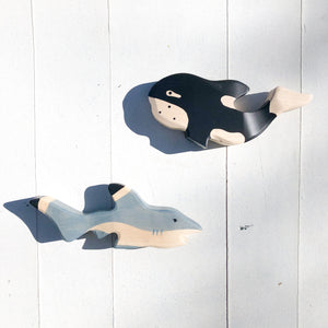 Holztiger Wooden Ocean Animals - Your Little Dove