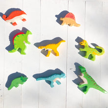 Load image into Gallery viewer, Holztiger Wooden Dinosaurs - Your Little Dove