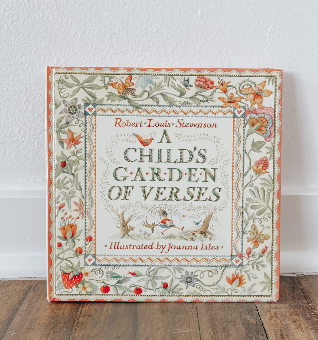 Heirloom Edition: A Child's Garden of Verses