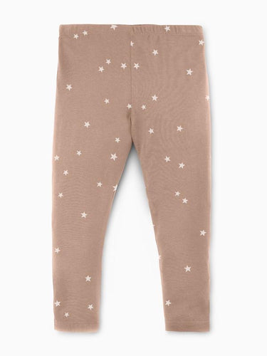 Organic Cotton Leggings in Nova