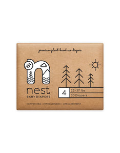Nest Diapers Sample - Your Little Dove