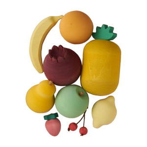 Fruit Play Sets - Your Little Dove