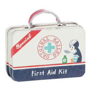 Metal Suitcase First Aid Kit