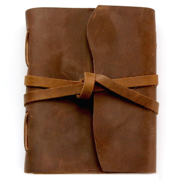 Harpeth Trading Handmade Leather Journal / Notebook / Sketchbook