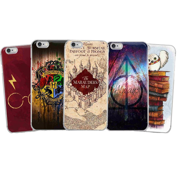 Coque iPhone Harry Potter