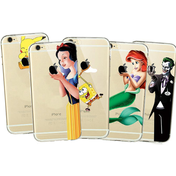 Coque iPhone Pomme-Apple
