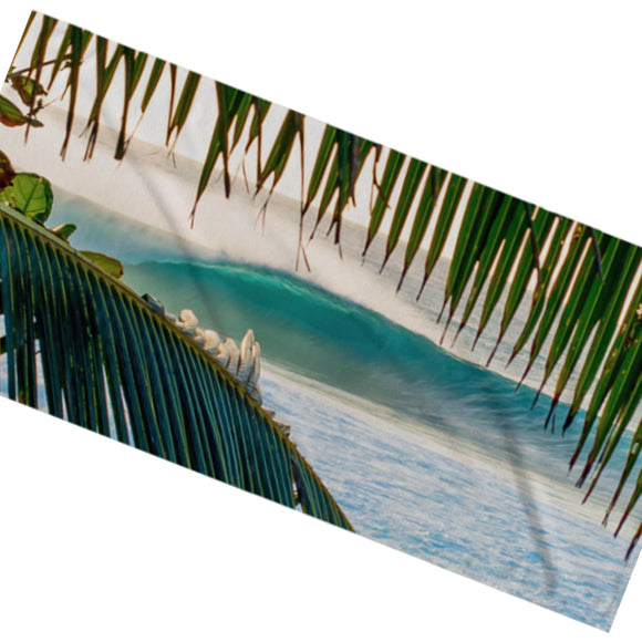 Pipeline Beach Towel by H2OH SHOP