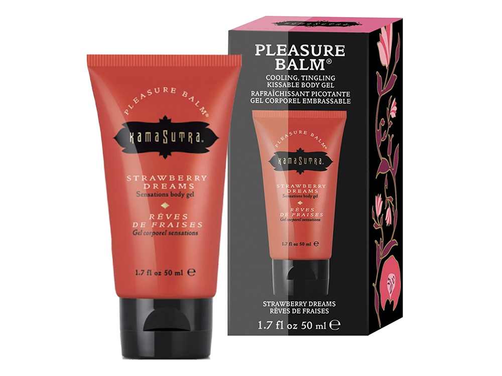 Strawberry Dreams Pleasure Balm Sensations